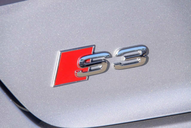 2016 Audi S3 8V MY16 2.0 TFSI Quattro Hatchback