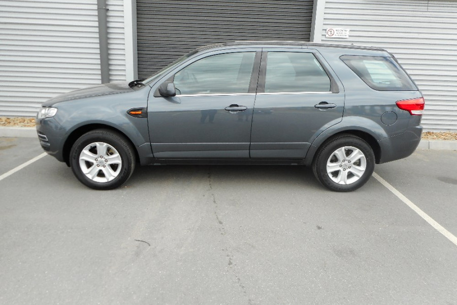 Used 2012 Ford Territory U22215 Shepparton Darryl Twitt Volkswagen