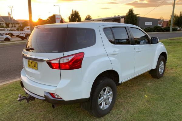 2014 MY15 Isuzu UTE MU-X Turbo LS-U Wagon
