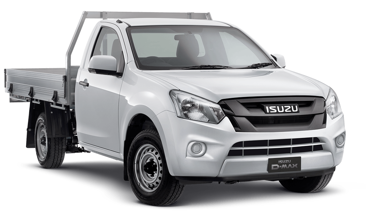 D-MAX 4X2 SX SINGLE CAB CHASSIS MANUAL