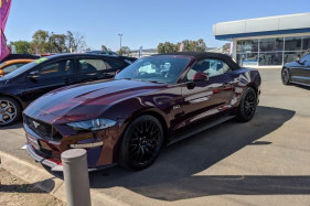 2018 MY19 Ford Mustang FN 2019MY GT Convertible Image 5