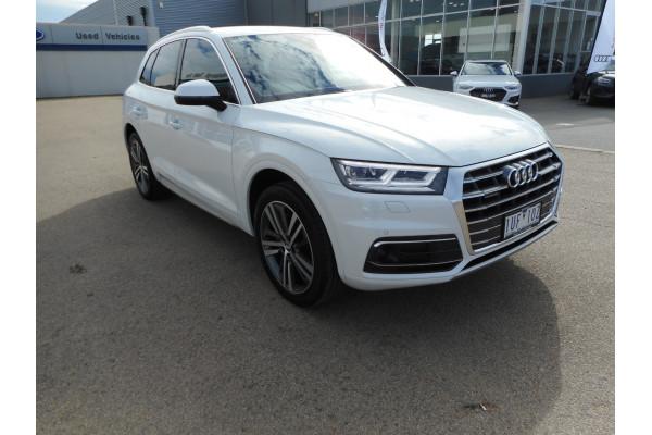 2018 Audi Q5 Suv Image 2