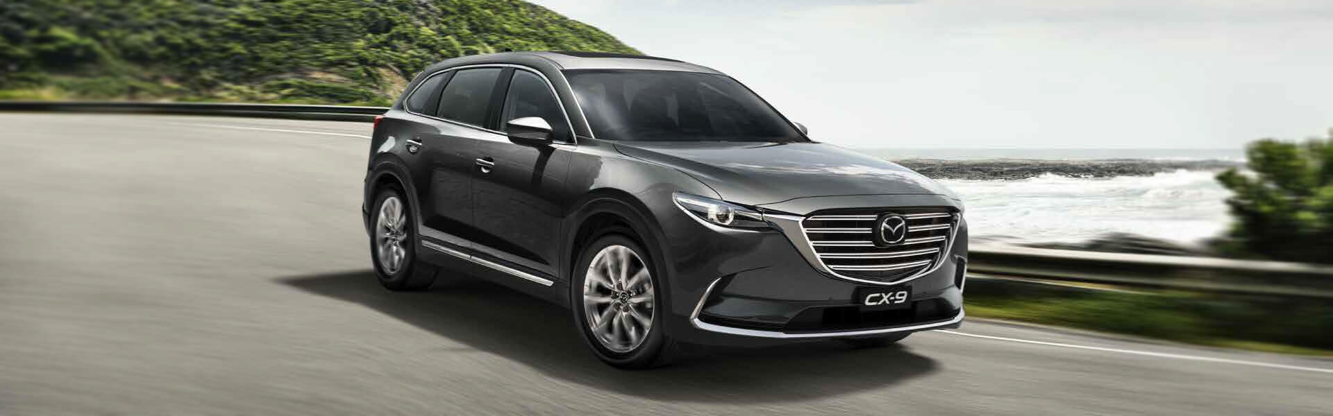 CX-9 ADAPTS TO YOUR LIFESTYLE