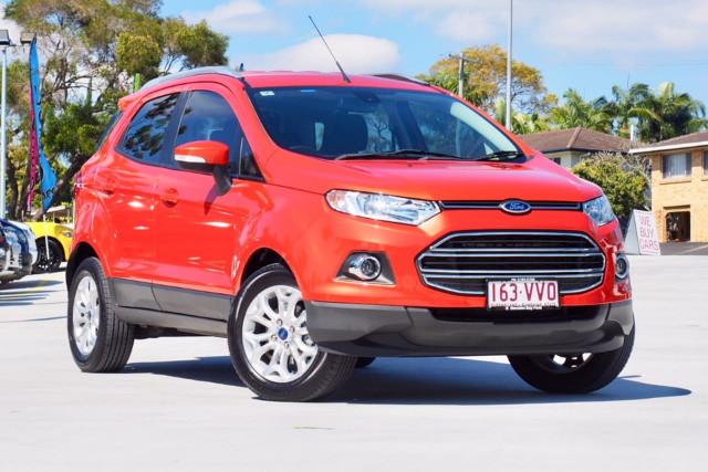 2015 Ford EcoSport BK Titanium Wagon