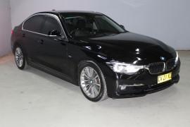 BMW 3 Series F30 LCI