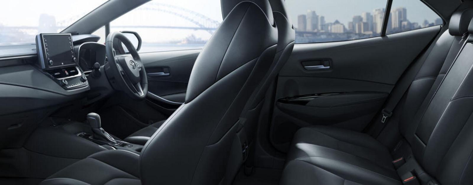 New Toyota Corolla for sale - Lismore Toyota