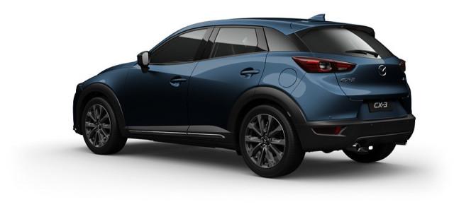 2021 MY0  Mazda CX-3 DK sTouring Suv Mobile Image 18