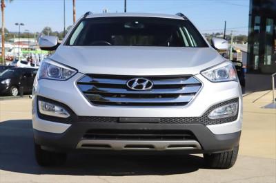 2013 Hyundai Santa Fe DM MY14 Elite Suv Image 5