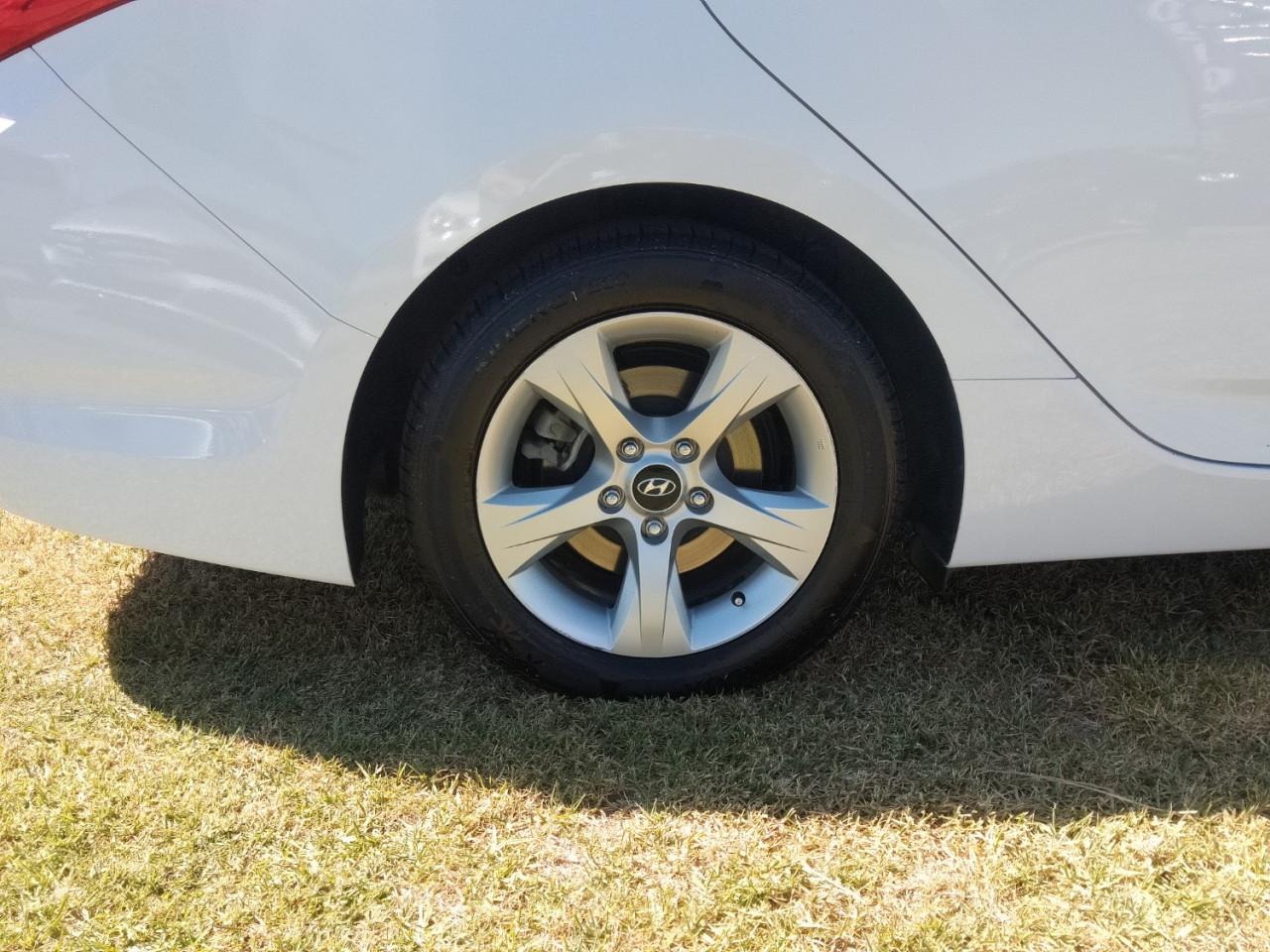 2013 Hyundai I40 VF2 ACTIVE Wagon Image 8