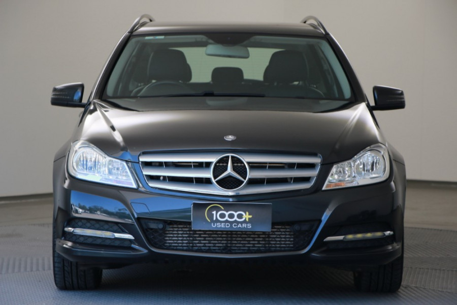 2013 Mercedes-Benz C-class W204 MY13 C200 CDI Wagon