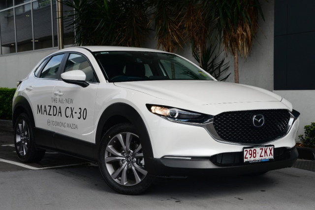 2019 MY20 Mazda CX-30 DM Series G20 Evolve Wagon Mobile Image 1