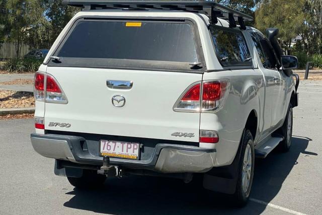 2013 Mazda BT-50 UP0YF1 XTR Freestyle Utility