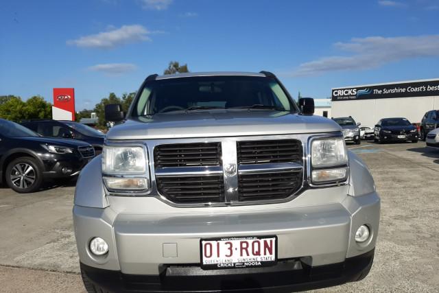 2011 Dodge Nitro KA  SX Wagon Image 2