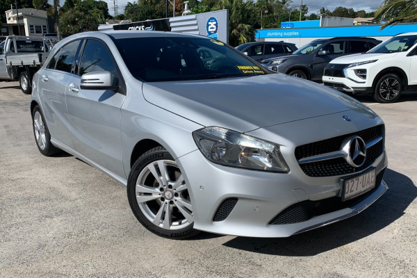 2016 MY07 Mercedes-Benz A-class W176  A180 Hatchback