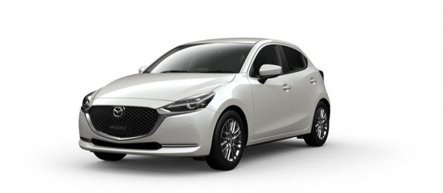 2021 MY20 Mazda 2 DJ Series G15 Pure Hatchback Mobile Image 2