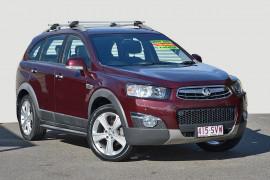 Holden Captiva 7 CG SERIES II MY12