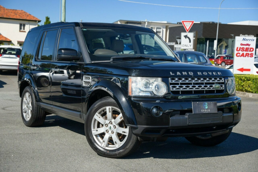 2010 MY11 Land Rover Discovery 4 Series 4 MY11 SDV6 CommandShift SE Wagon