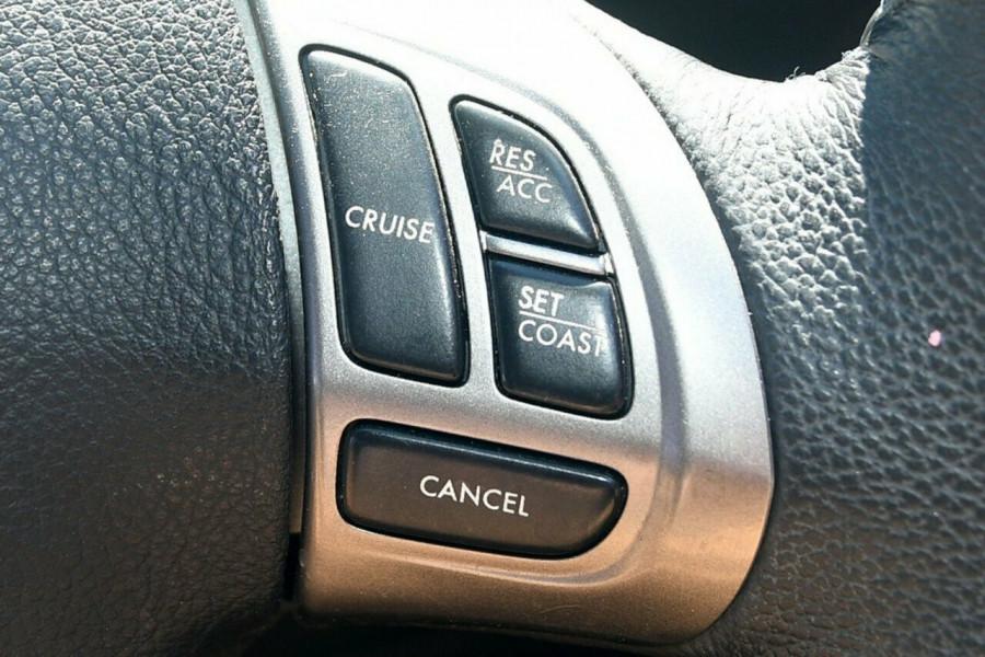 2011 Subaru Impreza G3 MY11 R AWD Special Edition Sedan