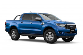 2021 MY21.75 Ford Ranger PX MkIII XLT Double Cab Utility Image 2
