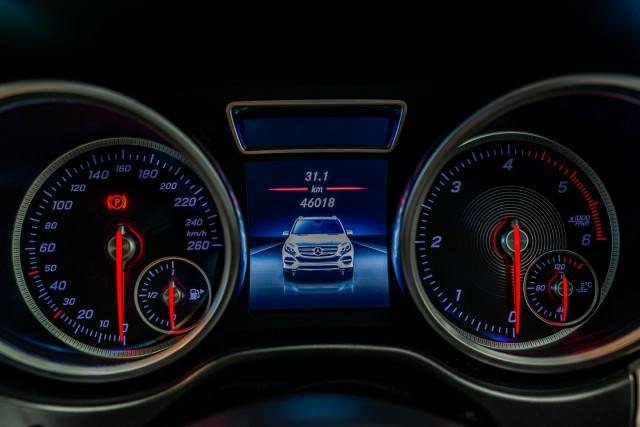 2015 Mercedes-Benz Gle-class W166 GLE250 d Wagon Image 25