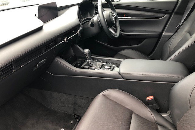 2019 Mazda 3 BP G25 GT Hatch Hatchback Image 8