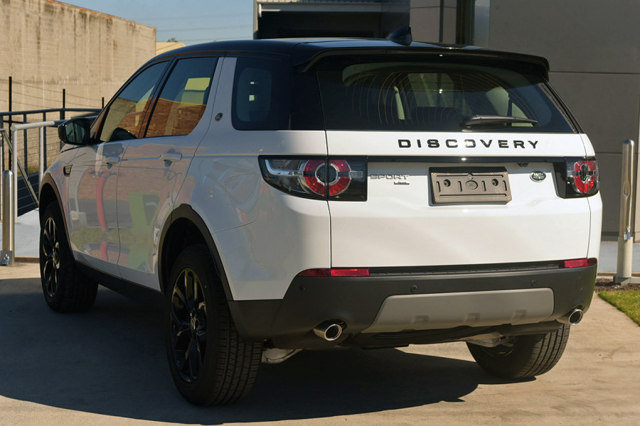 2019 Land Rover Discovery Sport L550 SE Suv Image 4