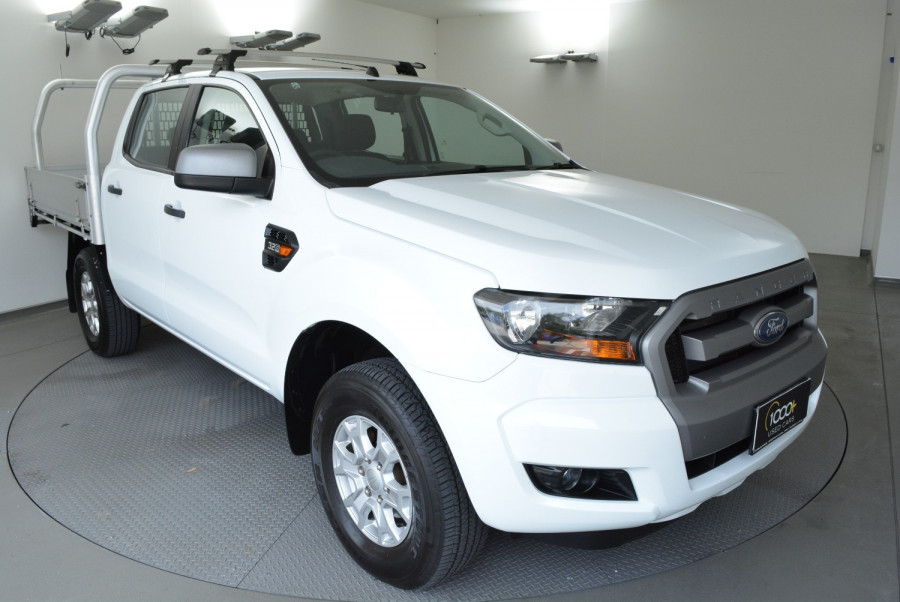 2017 Ford Ranger PX MkII XLS Utility Image 9