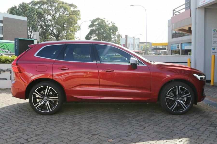 2018 MY19 Volvo XC60 UZ D5 R-Design (AWD) Suv Mobile Image 15