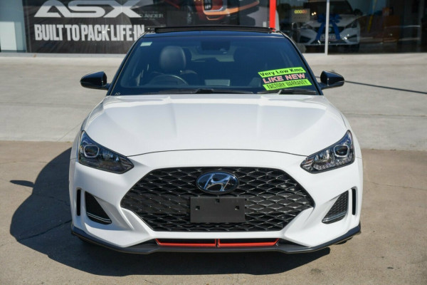 2019 MY20 Hyundai Veloster JS MY20 Turbo Coupe D-CT Premium Hatchback Image 5