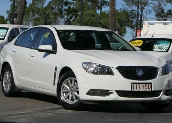 Holden Commodore Evoke VF II MY16