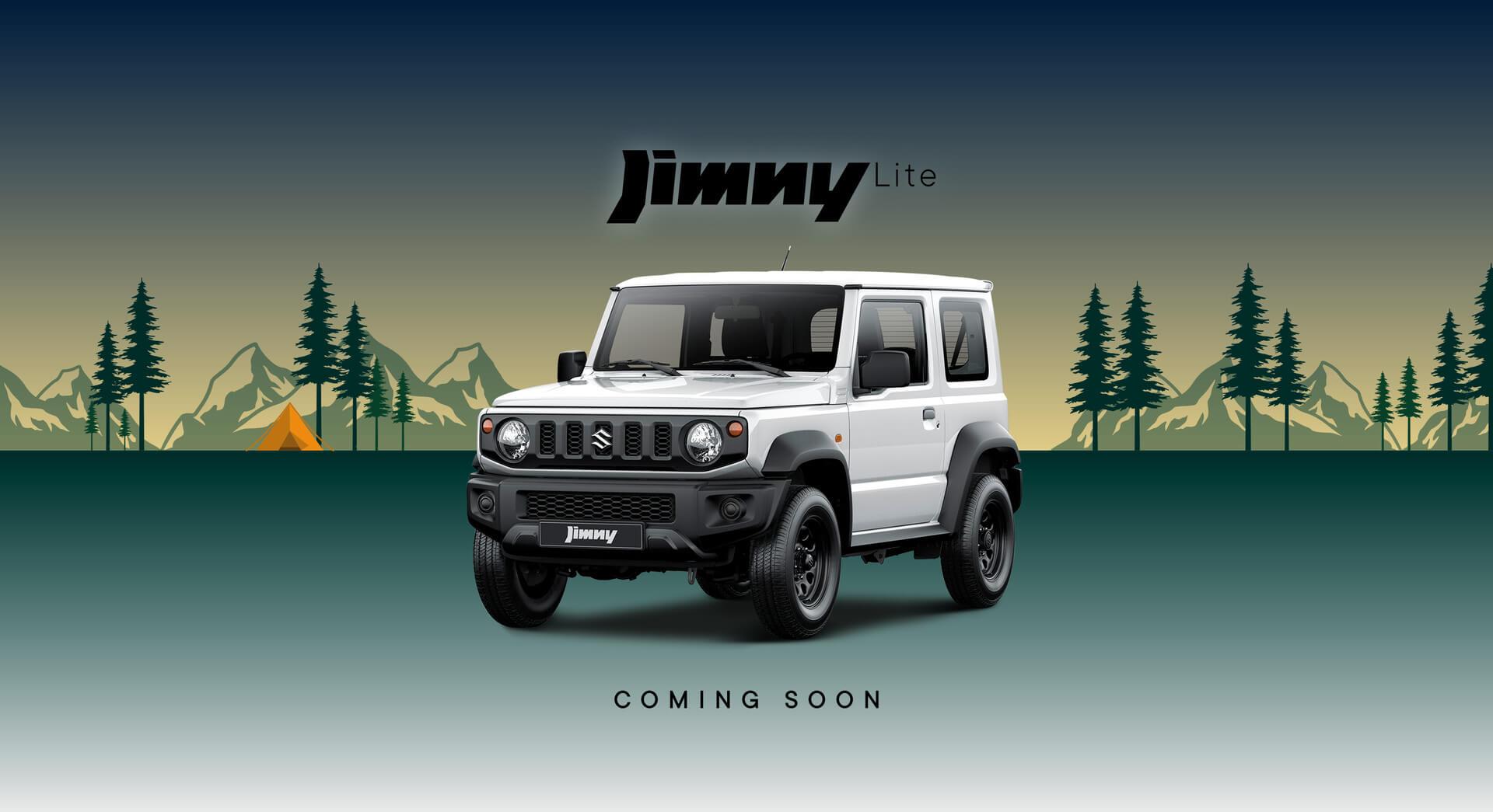 Jimny Lite - Coming Soon