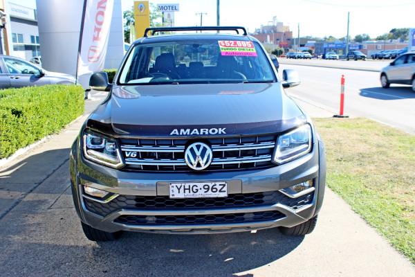 2018 Volkswagen Amarok 2H  TDI550 Ultimate TDI550 - Ultimate Utility - dual cab