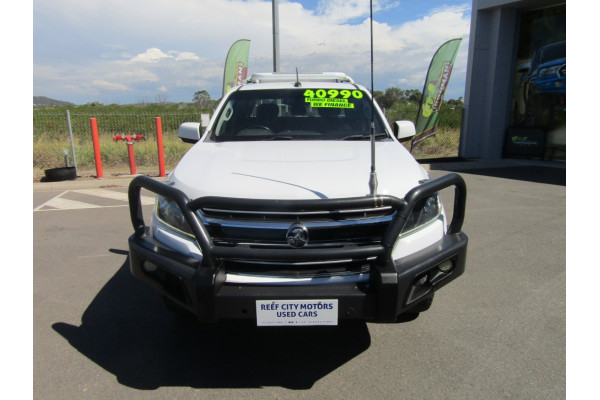 2017 Holden Colorado RG MY17 LS Utility Image 2