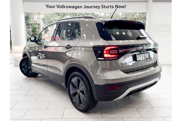 2021 Volkswagen T-Cross Suv Image 2
