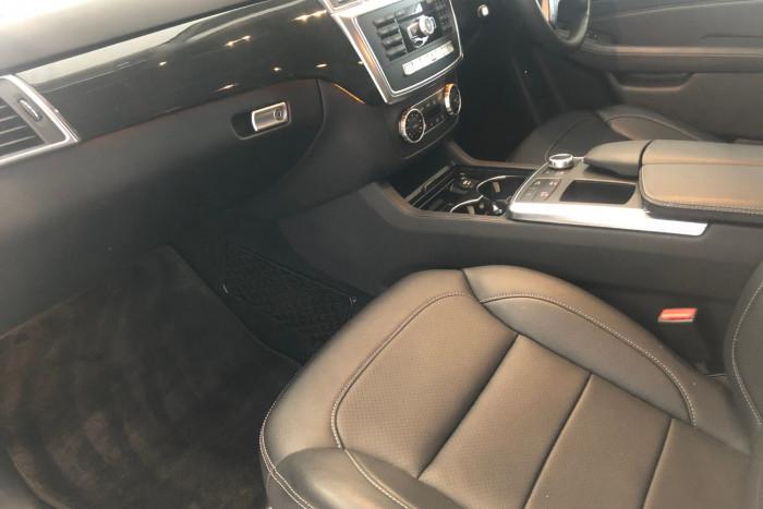2015 Mercedes-Benz M Class W166 MY805 ML250 BlueTEC Wagon
