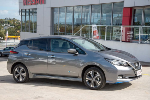 2021 Nissan Leaf ZE1 e+ Hatchback Image 5