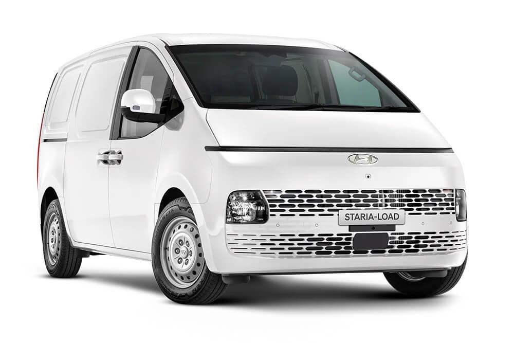 2021 MY22 Hyundai Staria Load US4.V1 Van Van liftback