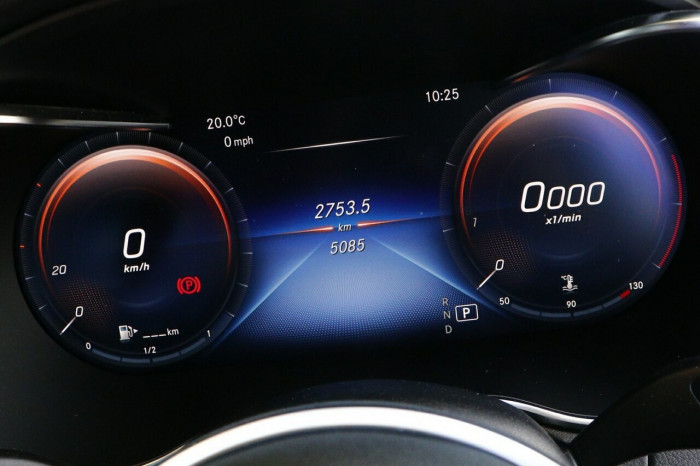 2020 MY50 Mercedes-Benz C-class W205 800+050MY C200 Sedan Image 8