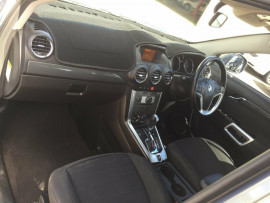 2011 Holden Captiva CG Series II 5 AWD Suv