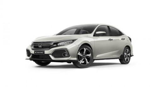 2018 MY17 Honda Civic Hatch 10th Gen RS Hatchback