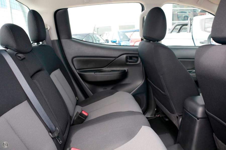 2019 Mitsubishi Triton MR GLX ADAS Double Cab Pick Up 4WD Utility