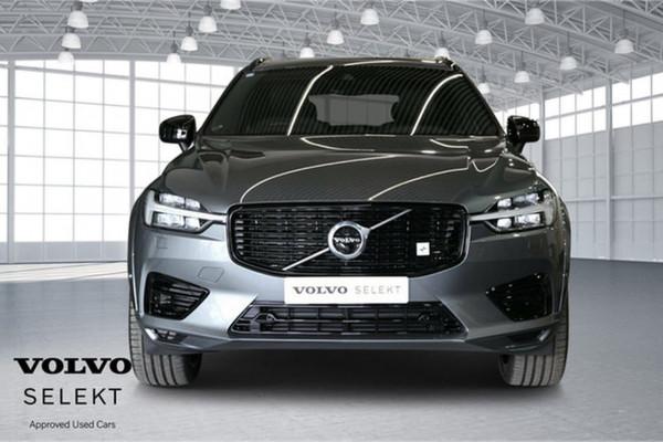2020 MY21 Volvo XC60 UZ Recharge Suv Image 4