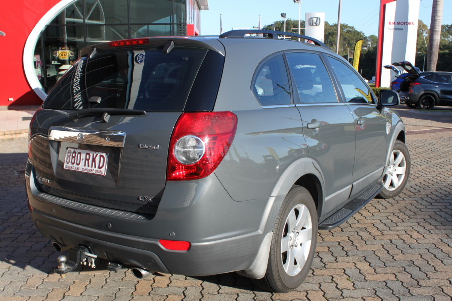2010 Holden Captiva CG MY10 CX Suv