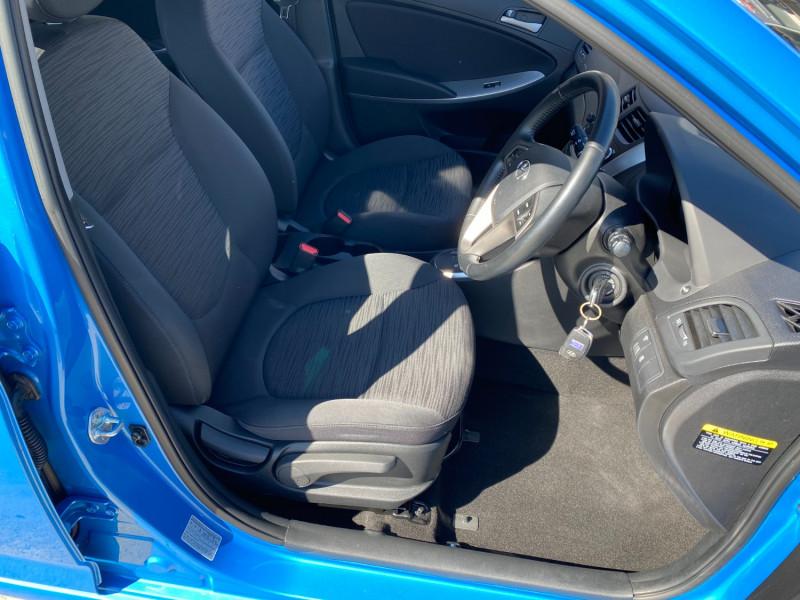 2018 Hyundai Accent RB6  SPORT Hatch