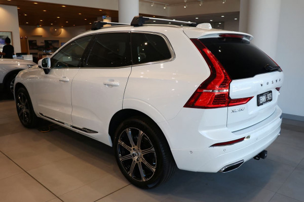 2021 Volvo XC60 UZ D4 Inscription Suv Image 4