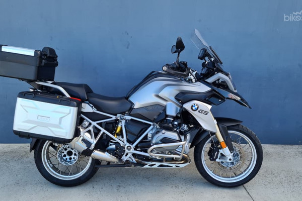 2014 BMW R 1200 GS  R Dual Purpose Motorcycle