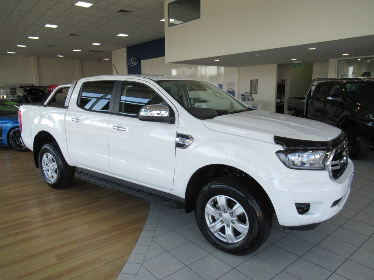 2019 MY19.75 Ford Ranger PX MkIII 4x2 XLT Double Cab Pick-up Hi-Rider Utility Image 2
