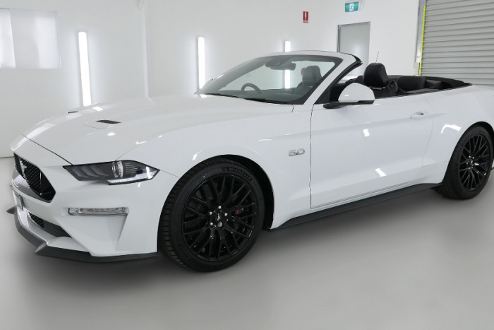 2018 MY19 Ford Mustang FN 2019MY GT Convertible