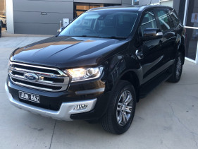 2018 Ford Everest UA 2018.00MY TREND Suv
