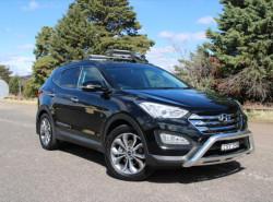 Hyundai Santa Fe Highlander DM